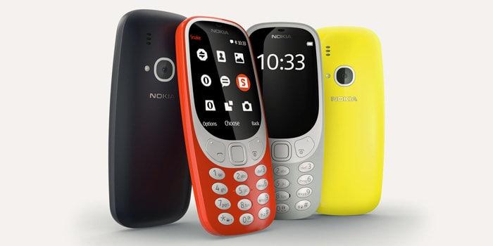 2017-es Nokia 3310