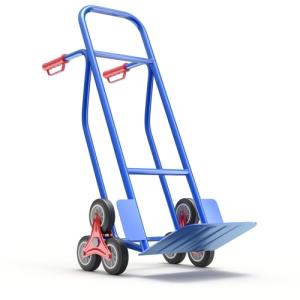 Lépcsőzős molnárkocsi