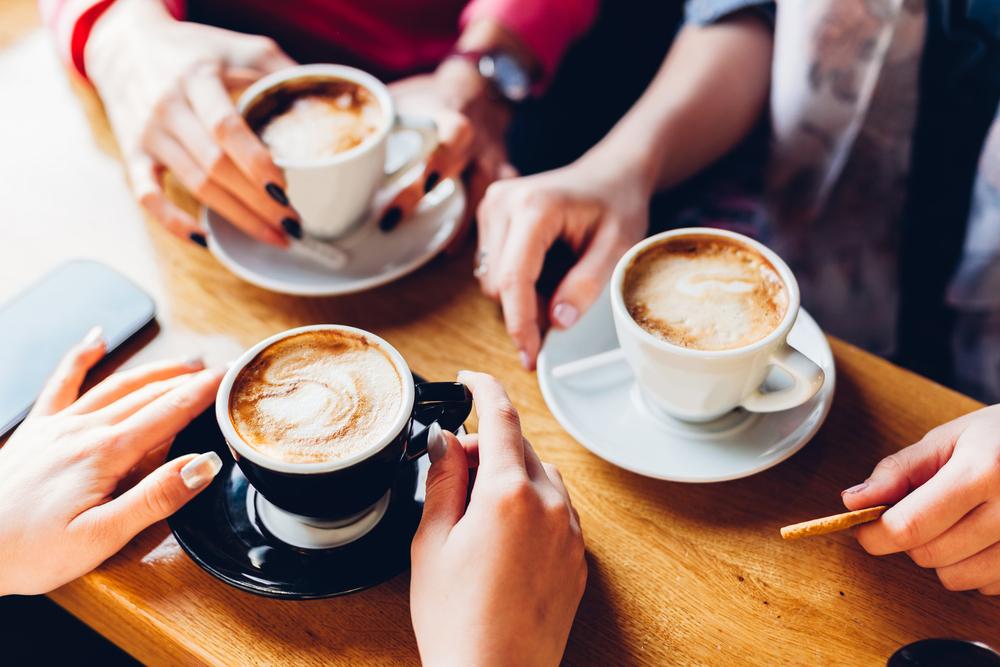 Fontos, hogy minőségi kávét fogyasszunk.
