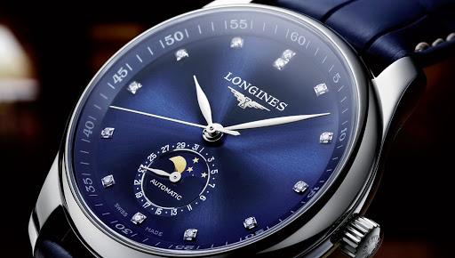 A longines márka kiváló minőséget képvisel.
